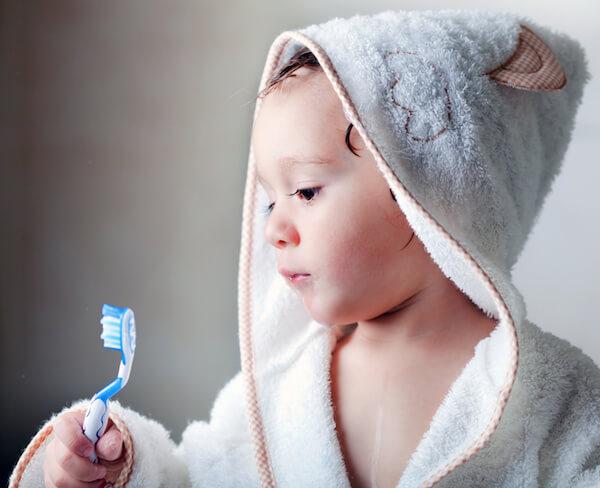 General Dental Concerns for Babies and Children